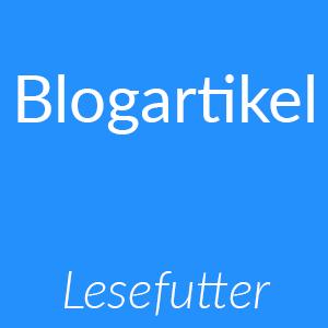 Ressourcen für Lesefutter bei Blogartikeln als Button zum Klicken