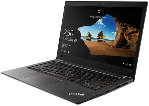 Kaufempfehlung Business-Laptop Lenovo ThinkPad T480s als Computer